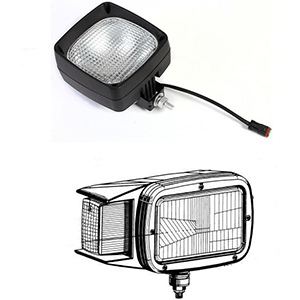 освещение для фургонов и спецтехники