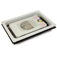 770-DB Люк вентиляционный c вентилятором 750*555