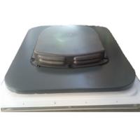 Люк вентиляционный c вентилятором 800*700