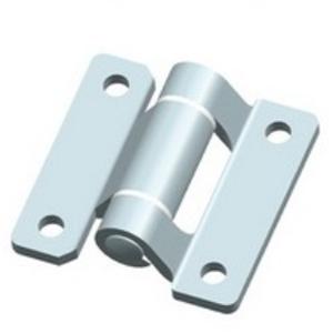 Петля 30х30 оцинкованная сталь 011-48