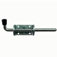 Засов пружинный 190 мм - 2412