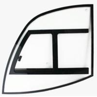 форточка стекло в стекле УФЛ-5-5